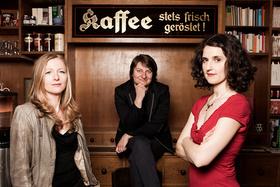 Bild: Die Drei Damen: