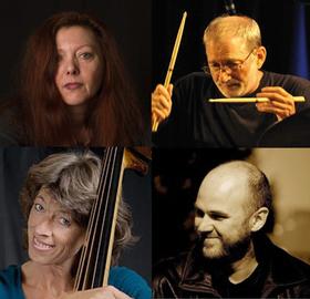 Bild: Isolde Werners Free Folk - Konzert in Kooperation mit dem Förderverein des Jazzkeller Sauschdall