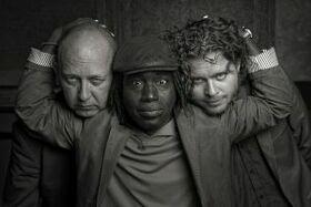 Trio Reijseger - Fraanje - Sylla / Bodenseefestival 2019 - Improvisationen, westafrikanisches Liedgut und Gegenwartsjazz