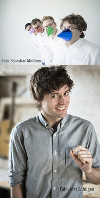 Nachgewürzt - Kabarettshow mit Liveband - zu Gast: Lennart Schilgen