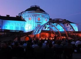 Bild: Open Air Schloss Solitude 2019 - Edvard Griegs Schauspielmusik zu