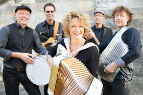 Bild: Zydeco Annie + Swamp Cats feat. Helt Oncale