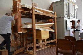 Klingendes Museum - Michaelsteiner Orgelspur