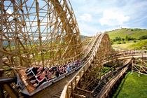 Bild: RHEINPFALZ-CARD-Aktion: Vergünstigte Tickets für den Eintritt in den Erlebnispark Tripsdrill