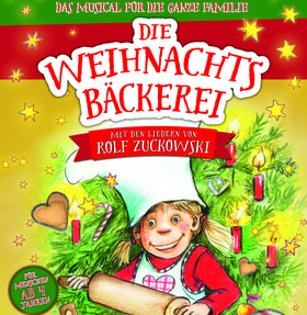 Bild: Die Weihnachtsbäckerei - mit Liedern von Rolf Zuckowski
