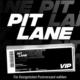 Bild: Pit Lane Festival - VIP TICKET (warm up Phase)