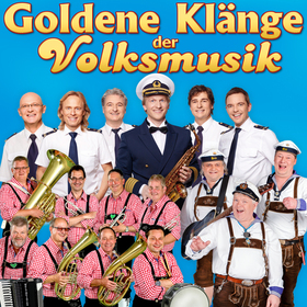 Bild: Goldene Klänge der Volksmusik - Tournee 2019