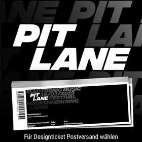 Bild: Pit Lane Festival - FESTIVAL TICKET