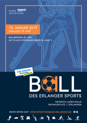 Bild: 55. Erlanger Sportlerball - Ball des Erlanger Sports