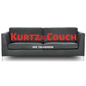 Kurtz auf der Couch