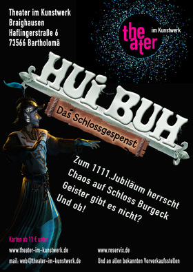 Bild: Hui Buh - Theater im Kunstwerk
