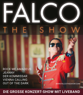 Bild: FALCO - TheShow