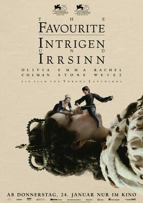Bild: The Favourite - Intrigen und Irrsinn