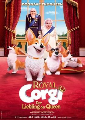 Bild: Royal Corgi – Der Liebling der Queen