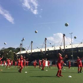 Bild: Feriencamps - Viktoria's Fußballschule