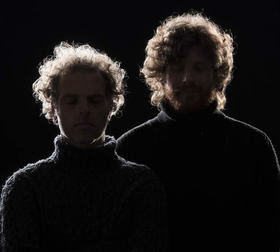 Bild: Januar 2019 - Konzert im Dunkeln mit Sandro Schneebeli & Max Pizio