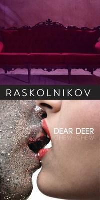 Bild: Januar 2019 - Raskolnikov + Dear Deer