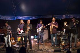 Bild: Jazzband der Musikschule Neustadt