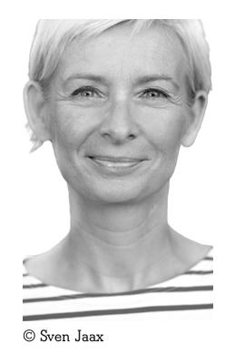 Bild: Lesung mit Dörte Hansen