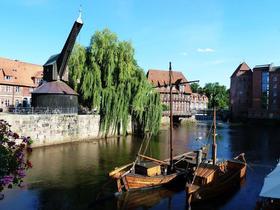Bild: Busausflug Lüneburg, Kloster Lüne oder Scharnebeck