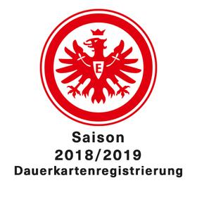Bild: Dauerkartenregistrierung 2019/2020