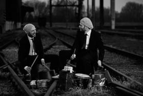 Bild: Double Drums: