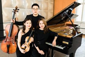 Bild: Internationales Schlosskonzert: Lux Trio - Klaviertrio