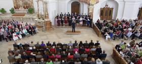 Bild: Konzerte in der Abteikirche Neresheim
