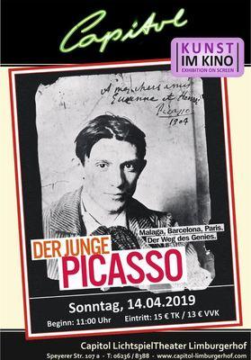 Bild: Der junge Picasso