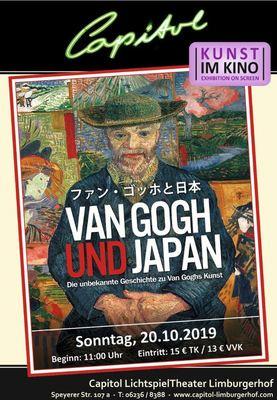 Bild: Van Gogh und Japan