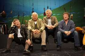 Bild: Gerhard Polt und die Well-Brüder aus'm Biermoos