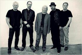 Bild: Larry Garner & The Norman Beaker Band - Louisiana Blues meets British Blues Rock