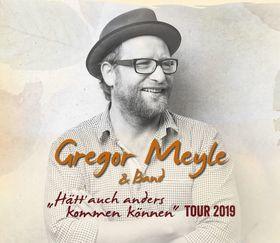 Bild: Gregor Meyle & Band - Hätt' auch anders kommen können - Tour 2019