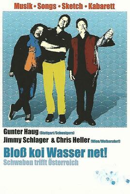 Bild: Gunter Haug, Jimmy Schlager & Chris Heller