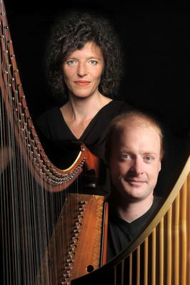 Bild: Virtuose Panflöte - Panflöte und Harfe (Schlubeck / Seitz)