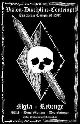 Bild: Mgla, Revenge & Doombringer