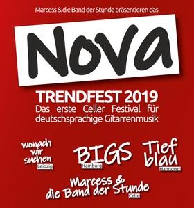 Bild: Nova Trendfest - präsentiert von Marcess & die Band der Stunde