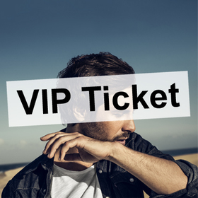 Max Giesinger - Die Reise Open Air 2019 - VIP Ticket