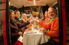 Bild: Kulinarischer Hochgenuss - Gondelmenü am Feldberg