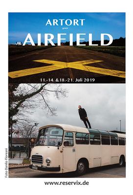ARTORT019 - goes AIRfield - Premiere I