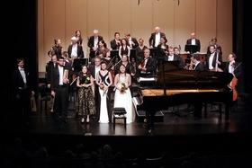 Bild: Internationales Klavierfestival Junger Meister 2019 - Orchesterkonzert