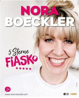 Bild: Nora Boeckler - 5 Sterne Fiasko