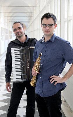 Tango nuevo, New Musette und Jazz mit Katholnig & Steiner
