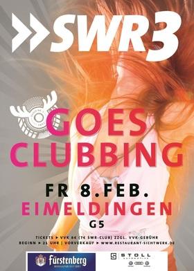 Bild: SWR3 goes Clubbing - Mit Josh Kochhahn