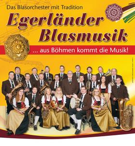 Bild: Egerländer Blasmusik - aus Bad Kissingen