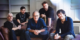 Bild: Reinhold Beckmann & Band - Aktuelle CD: Freispiel