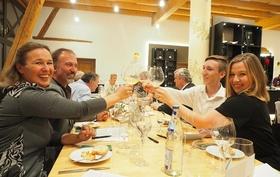 Bild: Exklusiver kulinarischer Weinabend im Weingut Fritz Waßmer