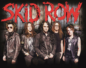 Bild: SKID ROW - United World Rebellion Tour 2019