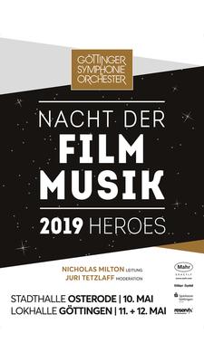 Nacht der Filmmusik - Nacht der Filmmusik 2019
