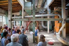 Bild: Motivreise  - Eine fotografische Tour durch die Malzfabrik Schöneburg